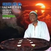 Olofi by Lázaro Ros