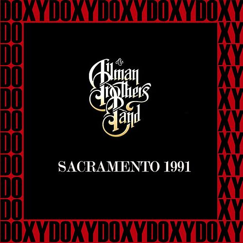 Cal Expo Amphitheater, Sacramento, Ca. October 5th, 1991 (Doxy Collection, Remastered, Live on Fm Broadcasting) von The Allman Brothers Band