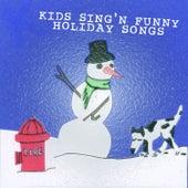Kids Sing'n Funny Holiday Songs von Kids Sing'n
