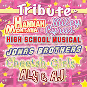 Kids Tribute to Hannah Montana & Miley Cyrus,  High School Musical,Jonas Brothers,Cheetah Girls, Aly & AJ von Kids Sing'n