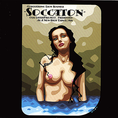 Soccaton by Various Artists