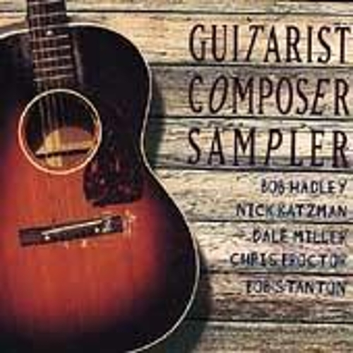 Guitarist/Composer Sampler by Various Artists