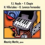Maurícy Martin by Maurícy Martin