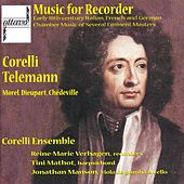 Music for Recorder by Corelli Ensemble