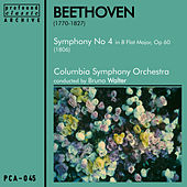 Beethoven: Symphony No. 4 in B-Flat Major, Op. 60 by Columbia Symphony Orchestra