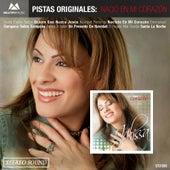 Nació En Mi Corazón: Pistas Originales by Julissa