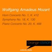 Orange Edition - Mozart: Horn Concerto No. 1, K. 412 & Piano Concerto No. 20, K. 466 by Various Artists