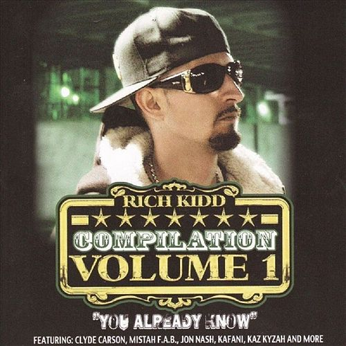 Compliation Volume1 'You Already Know' Radio Version by Various Artists