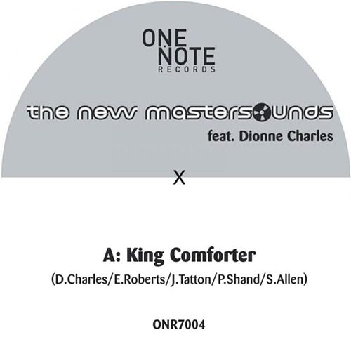 King Comforter by New Mastersounds
