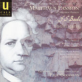 St Matthew Passion Highlights by Various Artists