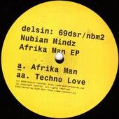 Afrika Man EP by Nubian Mindz