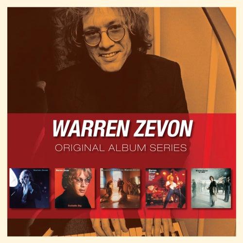 Original Album Series von Warren Zevon