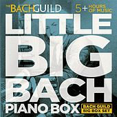 Little Big Bach Piano Box by Various Artists