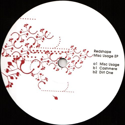 Misc Usage EP by Redshape