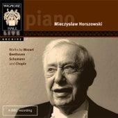 Horszowski At Wigmore Hall by Mieczyslaw Horszowski