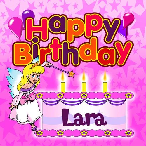 Happy Birthday Lara by The Birthday Bunch