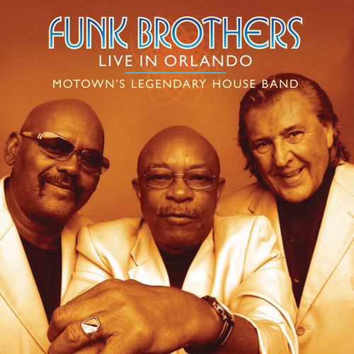 Live in Orlando by The Funk Brothers