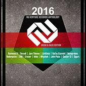 Nu Venture Records Anthology: Drum & Bass Edition - EP by Various Artists