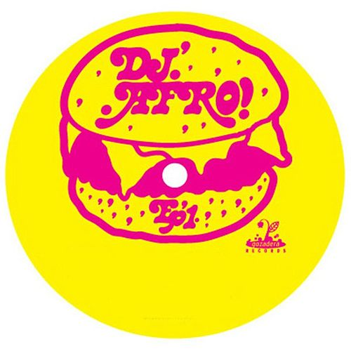 Dj Afro-EP1 by DJ Afro
