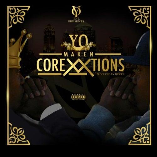 Maken Corexxtions by Yo-