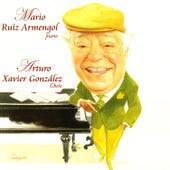 Mario Ruiz Armengol y Arturo Xavier González by Mario Ruiz Armengol