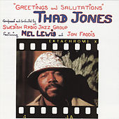 Greetings and Salutations by Thad Jones