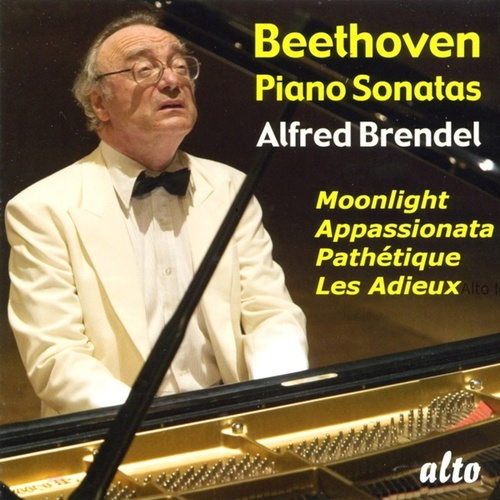 Beethoven Piano Sonatas by Alfred Brendel