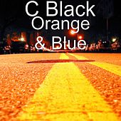 Orange & Blue by C-Black