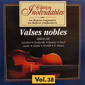 Clásicos Inolvidables Vol. 38, Valses Nobles by Various Artists
