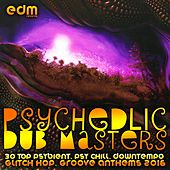 Psychedelic Dub Masters (30 Top Psybient, Psy Chill, Downtempo, Glitch Hop, Groove Anthems 2016) by Various Artists