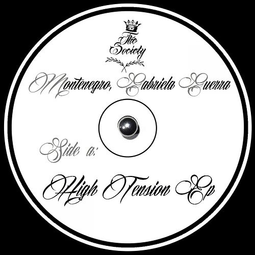 High Tension EP by Monte Negro