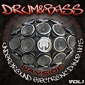 Drum & Bass Wayside Underground Electronic Dance Hits Volume 1 by Various Artists