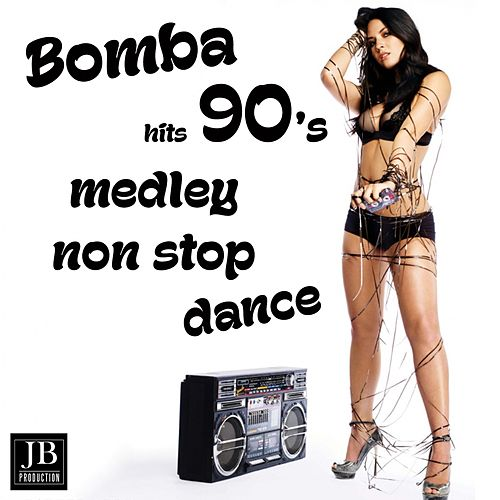 Medley Non Stop Bomba  His 90's  Megamix: Delusa / Mr.Vain / Time  Pop Corn / Give it Up / Apache / Justify My Love / Foreign Affairs / A Brighter Day / Can We Get Enough / Rotation / Valencia / Can You Feel It Baby by Disco Fever
