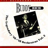 The Legendary (1946-1948) by Buddy Rich