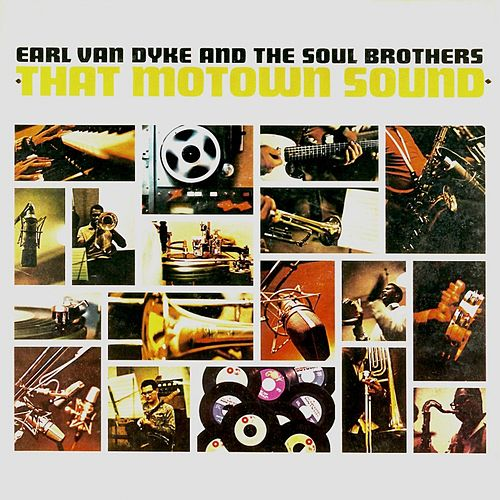 That Motown Sound by Earl Van Dyke