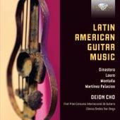 Latin American Guitar Music by Deion Cho