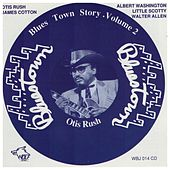 Blues Town Story Volume 2 von Various Artists
