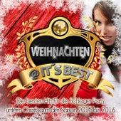 Weihnachten @ it's Best (Die besten Hits für die Schlager Party) by Various Artists