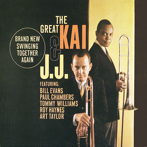 The Great Kai & J.J. by J.J. Johnson