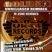 Golden Unreleased Remixes - Single by Various Artists
