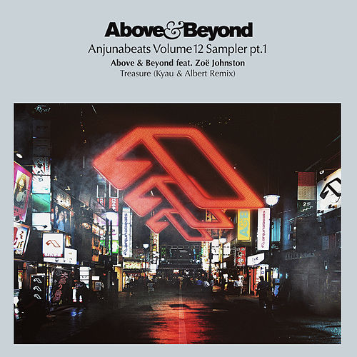 Treasure (Kyau & Albert Remix) by Above & Beyond