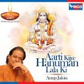 Aarti Kijye Hanuman Lala Ki by Anup Jalota