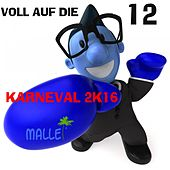 Voll auf die 12 (Karneval 2K16) by Various Artists