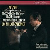 Mozart: Symphonies Nos. 32, 35 & 36 von John Eliot Gardiner