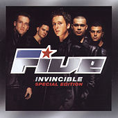 Invincible by Five (5ive)
