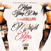 Midnight Hoes (Remix) [feat. 8ball & Mjg] by Kingpin Skinny Pimp