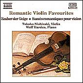Romantic Violin Favourites by Various Artists