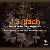 J.S. Bach: Sonatas for Flute and Harpsichord by Various Artists