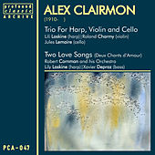 Clairmon: Trio for Violin, Cello & Harp by Various Artists