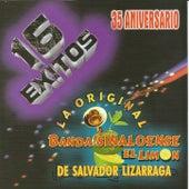 15 Exitos by La Arrolladora Banda El Limon